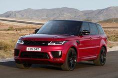 Rover - Land Rover Range Rover Sport (2018) özellikleri ve fiyatı