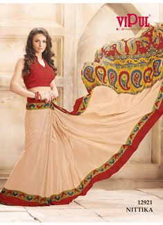 1ad5d1aa95 40 Best Saree images | Indian sarees, Indian saris, Saree blouse