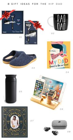 Bubby and Bean ::: Living Creatively: 8 Gift Ideas for the Hip Dad
