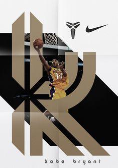 "kobe-bryant-typeface-2-1280x1810  Nike委託國外知名字體設計師Jonathan Quainton 和 Rob Gonzalez為Kobe Bryant的簽名鞋款設計符合""黑曼巴精神""的曼巴簽名字體"