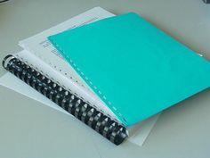 Binding Single Sheets (Whip Stitching): Step 1