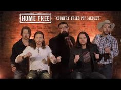 Home Free - Country Fried Pop Medley (17 Artists, 15 Songs, 1 Amazing Mashup) - YouTube