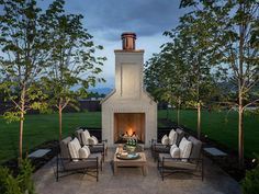 GREAT OUTDOOR ENTERTAINMENT SPACES — LW
