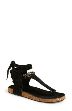 Free People 'Collins' Ankle Cuff Sandal (Women) | Nordstrom