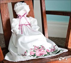 Amish-made Pillowcase Doll