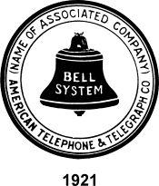 Bell 1921 logo .gif