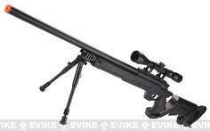 Pre-Order ETA September 2015 Matrix Shadow Op. MB05D AWM APS2 Bolt Action Airsoft Sniper Rifle w/ Bi-Pod