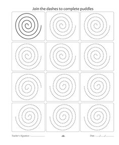 Pattern Writing 22 Sheet