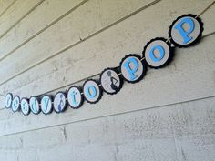 Ready to POP BANNER Baby Shower CUSTOM Pink by kandvcrafts