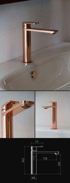 Copper Basin Mixer (35AA) 390 pounds