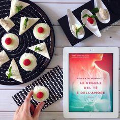Le regole del Tè e dell'Amore di Roberta Marasco #libro #ebook #leggere #tartine #robertamarasco #tre60 #leggere #food