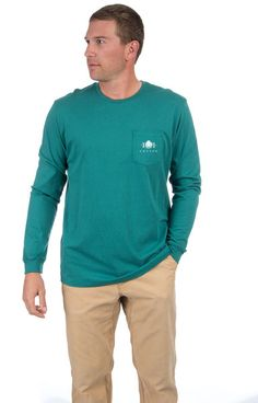 Cotton Field - Hunter Green Front