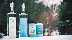 The Spirit of the Bay in every bottle, a little bit of Georgian Bay in everything we do. Our spirits and craft cocktails in a can are for those who like things simple and natural Cocktails In A Can, Craft Cocktails, Drinks, Georgian, Gin, Vodka Bottle, Spirit, Drinking, Beverages