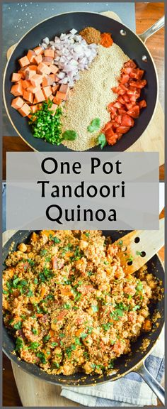 One Pot Tandoori Qui