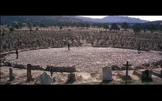 """The Good, The Bad, and The Ugly (1966) Clint Eastwood, Eli Wallach...""""When you have to shoot, shoot. Don't talk."""""""