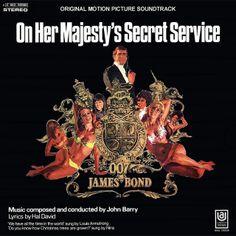John Barry - On Her Majesty's Secret Service (1969)