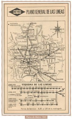 HISTORIA_METRO_MADRID_PLANO_1945