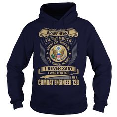 Combat Engineer 12B - Job Title - Combat Engineer 12B Job Title Tshirts (Engineer Tshirts)