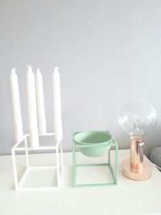 Favourite things! Kubus4 kubusbowl torch lamp Home Accessories, Bookends, Lamps, Desk, Home Decor, Lightbulbs, Desktop, Decoration Home, Room Decor
