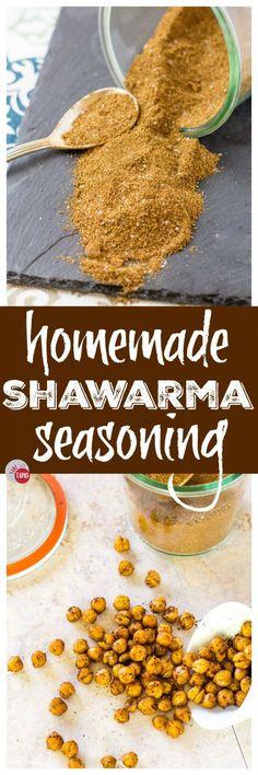 Less Intense Version os Shawarma Seasoning Mix | Take Two Tapas