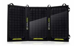 Goal Zero Nomad 20 Solar Panel is the most rugged, durable, weatherproof phone and tablet recharger on the market.