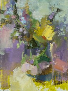 Ingrid Christensen: an Impressionist oil painter's explorations in vibrant color and technique.