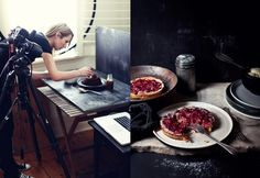 Katie Quinn Davies for What Katie Ate Food Photography Lighting, Cake Photography, Food Photography Styling, Light Photography, Food Styling, Photography Backdrops, Product Photography, Tips & Tricks, Light Recipes