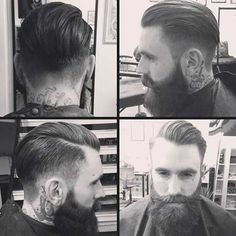 rockabilly haircut - Google Search