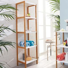PureDay Beni 35 x 145cm Shelving Unit