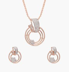 The Gracious Frame Gold Pendant in 18 K Gold by Jewelroof from R S Bafna Jewellers Gold Pendants, Neck Chain, Gold Necklace, Pendant Necklace, Loft Design, Pen Sets, Design Bedroom, Pendant Set, Diamond Rings