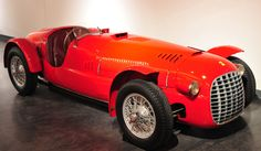 First Ferrari model sold to the public 004C is the oldest complete Ferrari Spyder Corsa all alloy body