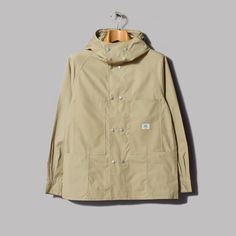 If bob Marley was still with us he  would be Definatley wearing this.Sassafras Blower TP Bud Coat @oipolloi_of_cottonopolis beige weeds poplin