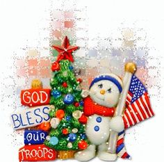 For our Soldier's this Christmas, the best gift we can give is prayer.   Thank you so much for all you do. Merry Christmas wherever you are. <3