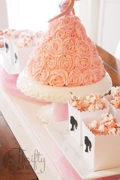 Cute Barbie birthday party ideas. Great ideas to turn your house into a real…