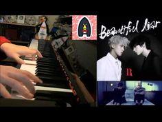VIXX LR (빅스LR) - Beautiful Liar (피아노 Amosdoll Piano Cover)