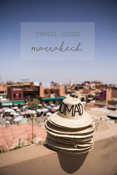 MARRAKECH TRAVEL GUI