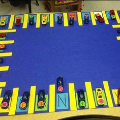 Great alphabet game