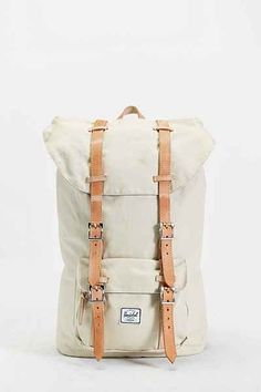 Herschel Supply Co. Little America Select Cotton Canvas Backpack
