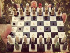 LEGO Star Wars Travel Chess Set - Imgur