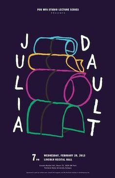Julia Dault – artist talk, Portland State University