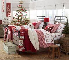 Love the christmas decor
