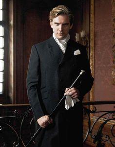 Dan Stevens, GQ UK #DowntonAbbey #Prada