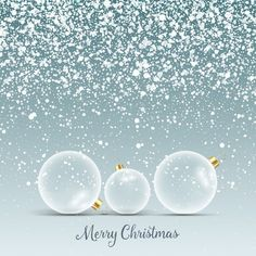 christmas-background-with-glass-baubles-in-snow_1048-3824.jpg (626×626)
