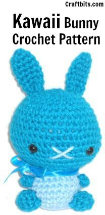 Kawaii Bunny Crochet Pattern (free)