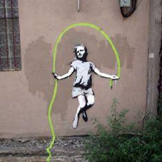 urban art - Divertimento assicurato! #twizymd