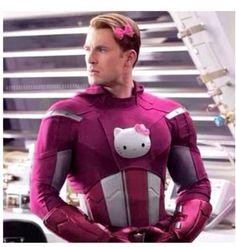 Captain Kitty :)))