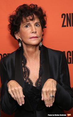 Mercedes Ruehl in the picture you didn't know you needed