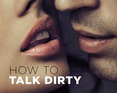 Cat got your tongue? Dirty talking seems like a fun and easy way to spice things up in bed, but that's mostly in theory. In practice, it can be tough to say a graphic sentence out loud to yourself, never mind in front of a partner. Fortunately, getting verbal isn't is difficult as it seems. We reached out to sex writers Em and Lo, authors of 150 Shades of Play: A Beginner's Guide to Kink, for tips to become chattier in bed—but still feel like yourself. MORE: 11 Things That Make You GREAT in…