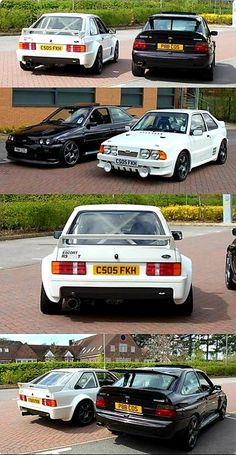 Escort and Rs Cosworth Ford Rs, Car Ford, Ford Capri, Ford Specials, Ford Motorsport, Ford Sierra, Ford Classic Cars, Ford Escort, Rally Car