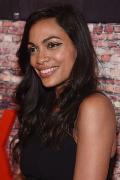 "Rosario Dawson Photos Photos - Rosario Dawson attends the ""Luke Cage"" New York Premiere at AMC Magic Johnson Harlem on September 28, 2016 in New York City. - 'Luke Cage' New York Premiere"